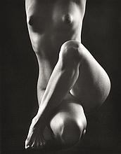 RUTH BERNHARD (GERMAN, 1905-2006) The Crossover, 1969 selenium-toned silver gelatin print