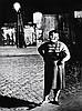 BRASSAI (GYULA HALASZ) (HUNGARIAN-FRENCH, 1899-1984) Grosse Poule, Place d'Italie, 1932 silver gelatin print