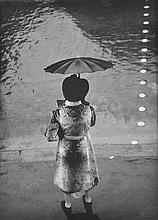 BRASSAI (GYULA HALASZ) (HUNGARIAN-FRENCH, 1899-1984) Rue de Rivoli, 1937 silver gelatin print