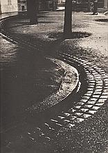 BRASSAI (GYULA HALASZ) (HUNGARIAN-FRENCH, 1899-1984) Open Gutter, 1933 silver gelatin print