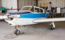 1960 Piper Comanche PA-24-250 Airplane