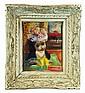 Santini Poncini (20th Century) Oil on Canvas #2