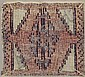 Navajo Betty Nez Saddle Blanket