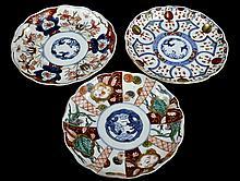 6 Pcs. Asian Export Imari Dishes