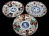 6 Pcs. Asian Export Imari Dishes