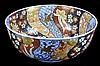 Vintage Large Imari Porcelain Bowl