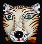 Gorgonio Candelario Castro - Suchitlan Dance Mask #2