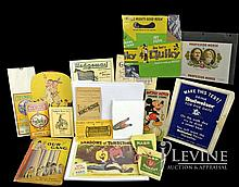 Ephemera, Advertising, Western Lobby Card Copies