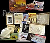 Western Ephemera Lot: Catalogs, Rodeo Programs, Etc...