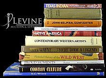 11 Western Books: Will James, John Wayne, Etc....