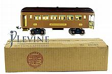 Pre-War 1930's Lionel Train, Observation Car 312