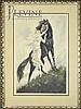 Louis Icart (1888 - 1950) Equine Paris Print