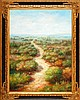 Ken Hanson (20th Century) Landscape Painting