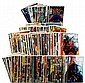 Lot of 117 Comic Books Including The Punisher, Tea