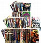 Lot of 109 Comic Books incl. Punisher, JLA, Robin,