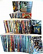 Lot of 118 Comic Books Incl. X-Files, Magnus, Acti