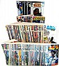 Lot of 119 Comic Books including Punisher, JSA Cla