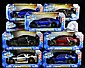 Battle Machines Die Cast Cars, 9 Mustang GT's