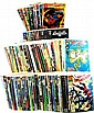Lot of 111 Comic Books Incl. Tom & Jerry, Mickey M
