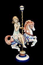 Lladro Porcelain #1469 Gloss