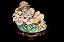 Lladro Porcelain #1720 Gloss