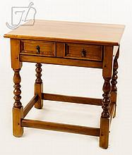 Vintage L & JG Stickley Cherry Wood Nightstand
