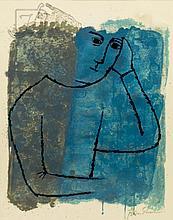 Ben Shahn (1898-1969) Ltd Ed Lithograph