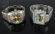 Locman & Dolce & Gabbana Men's Wristwatch Pair