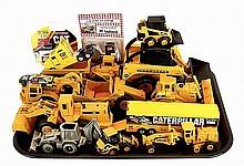 (13) Pcs. of Die-Cast Construction Toys w/ Extras