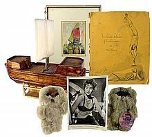 W. Blake's Illustrations to the Grave, Ewoks, Boat