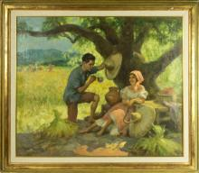 Steve Paley Estate Collection Day #2: Art & Sculpture