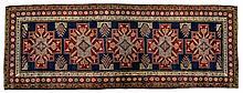 Vintage Persian Wool on Wool Runner/Rug