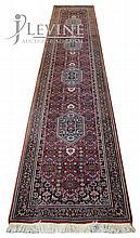 Very Fine Bidjar Wool on Wool Persian Runner/Rug