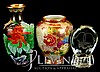 (3) Pcs. Cloisonne & Paperweight Lot