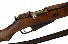 Finnish B-Barrel M39 Rifle 7.62x54R