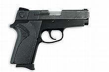 Smith & Wesson Pistol, M908, 9mm Parabellum