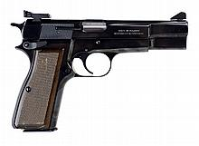 Browning Arms Company, 9mm Luger Pistol