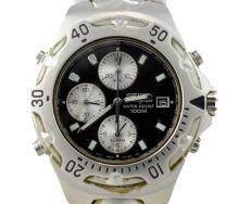 Seiko Chronograph Alarm & Date Wrist Watch