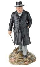 Royal Doulton Ltd Ed Winston S. Churchill Figurine