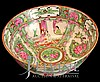 Chinese Hand Painted Famille Rose Bowl