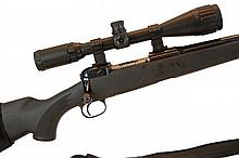 Savage Scoped .308 Rifle