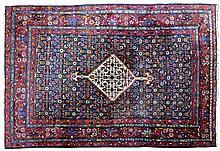 Vintage Persian Room Size Rug