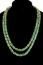 Glass Trade Bead Necklace
