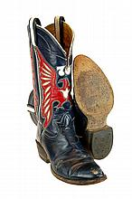 Tony Lama Bicentennial Leather Boots