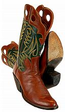 Paul Bond Buckaroo Boots