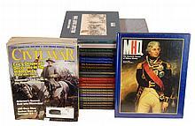 (37) Pcs. Military History & Civil War Journal Lot