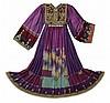 Ceremonial Pakistani Dress Textile