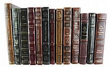 13pc Mixed Lot of Leather Bound Books