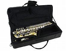Mendini By Cecilio Saxophone w/ Case