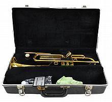 Signature 2000 Custom Series Trumpet w/ Case